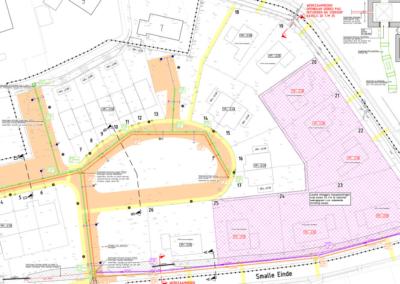 Nieuwplan Hofhoeck Ouddorp tekening 1